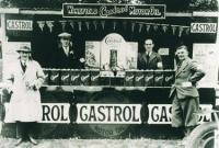castrol-history